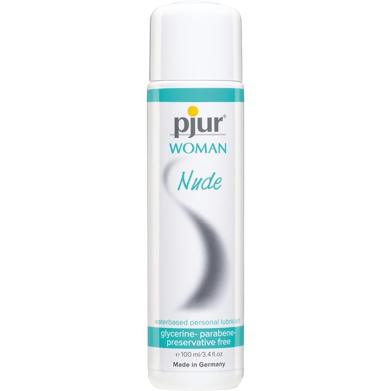 Lubricante PJUR Woman Nude Base Agua 100 ml