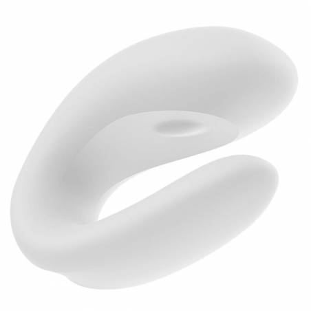 Satisfyer Double Joy Blanco
