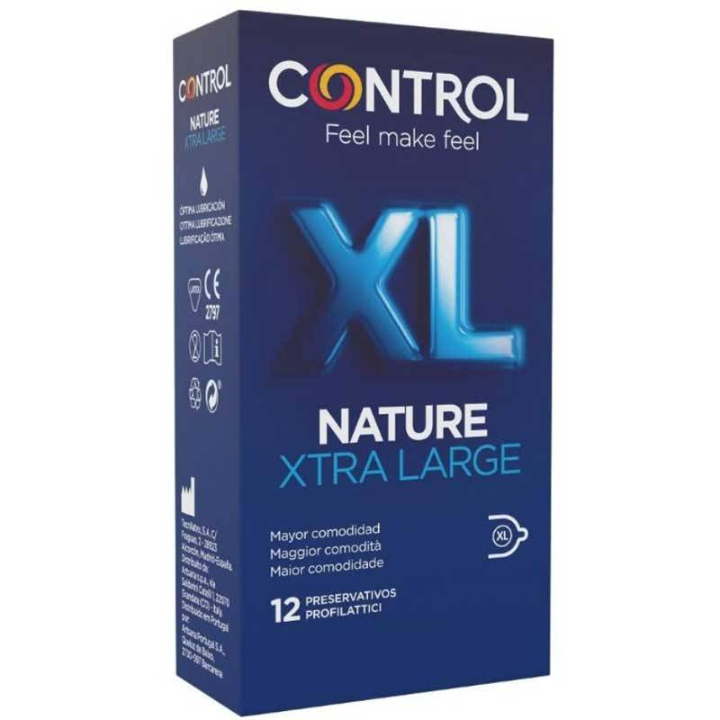 Preservativos Control Nature XL
