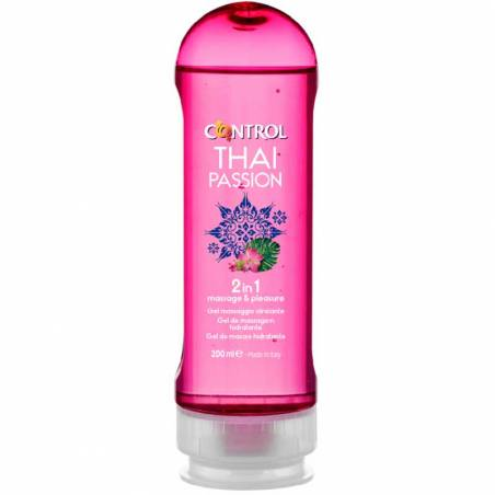 Gel Masaje y Placer Thai Passion 200 ml