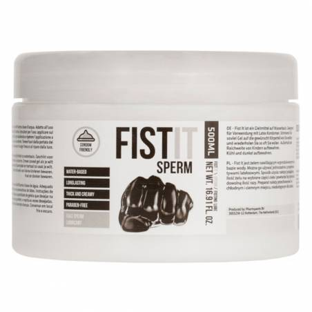 Lubricante Fisting Fist It Sperm 500ml