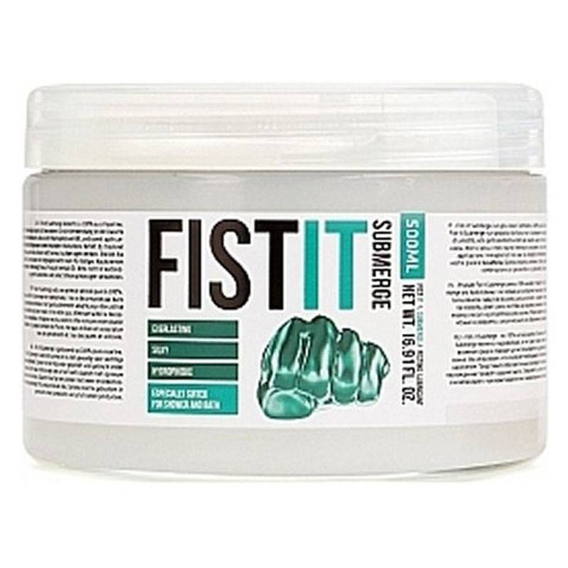 Lubricante Fisting Fist It Submerge 500ml
